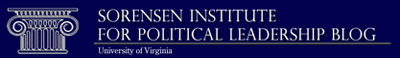 The Sorensen Institute for Political Leadership: BLOG ::